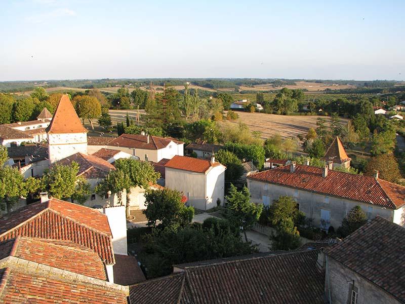 Mairie de sainte coolombe (47)