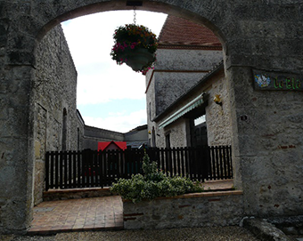maire Sainte Colombe en Bruilhois