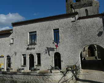 Conseil municipal Sainte Colombe en Bruilhois