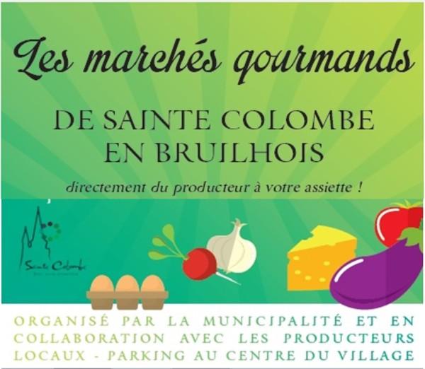 Succès pour le premier Marché Gourmand 2016 !