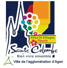 Mairie de Sainte Colombe en Bruilhois
